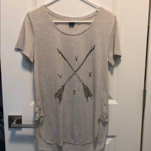 Gentle Fawn long T-shirt